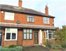 2 bed terraced house for sale Kirby Muxloe