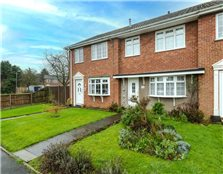 3 bed terraced house for sale Heckington