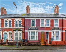 2 bed terraced house for sale Blackweir