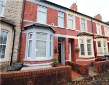 5 bed terraced house for sale Blackweir
