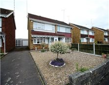 3 bed semi-detached house for sale Coalpit Field