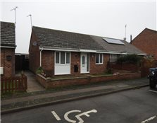 2 bed semi-detached bungalow for sale Leiston
