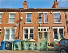 3 bed terraced house to rent West Bridgford