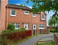 3 bed terraced house for sale Bridgeton