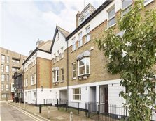 3 bed terraced house for sale Shoreditch