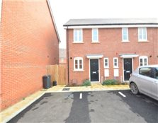 2 bed terraced house to rent Three Tees