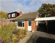 2 bed semi-detached bungalow to rent Wildmoor