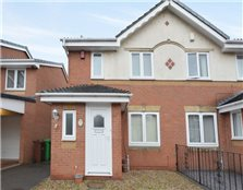 3 bed semi-detached house to rent Sneinton