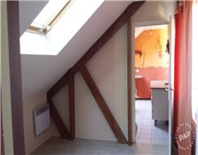 Location appartement 32 m² Truyes (37320)