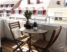 Location appartement 40 m² Osthoffen (67990)