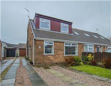 3 bed semi-detached bungalow for sale Haugh