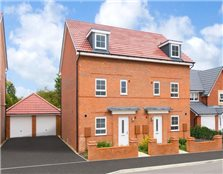 4 bed semi-detached house for sale Monkton