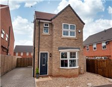 3 bed detached house for sale Skirlaugh