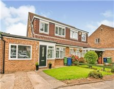 3 bed semi-detached house for sale Glebe