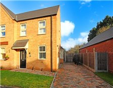 2 bed semi-detached house for sale Heckington