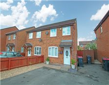 3 bed semi-detached house for sale Wood End