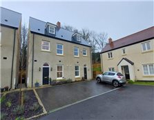 4 bed town house for sale Michaelston-super-Ely