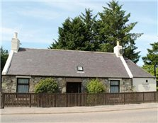 2 bed detached bungalow for sale Drummuir