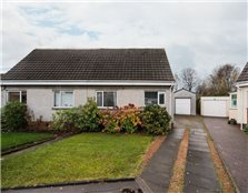 3 bed semi-detached bungalow for sale West Craigs