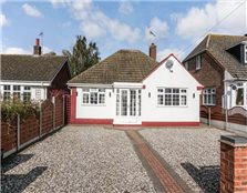 3 bed detached bungalow for sale Hurley