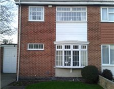 3 bed semi-detached house to rent Wilford
