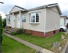 2 bed mobile/park home for sale Princethorpe