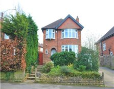 3 bed detached house to rent West Bridgford