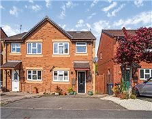 2 bed semi-detached house for sale Wood End