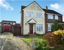 3 bed semi-detached house to rent Wigmore