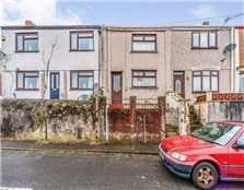 1 bedroom terraced house  for sale Swansea