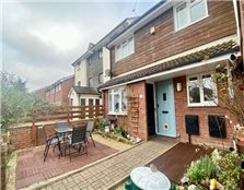 2 bed terraced house for sale Atlantic Wharf