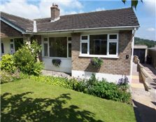 2 bed semi-detached bungalow to rent River's Vale