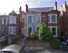 5 bed semi-detached house to rent West Bridgford