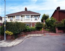 3 bed semi-detached house for sale Cyncoed