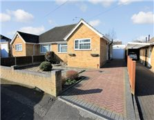 2 bed semi-detached house to rent Willington