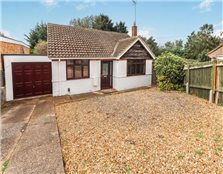 2 bed detached bungalow for sale Wellingborough