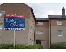 2 bedroom flat  for sale Drumchapel