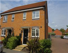 2 bed property to rent Newthorpe Common