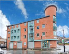 2 bedroom penthouse apartment for sale Sheffield