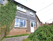 3 bed semi-detached house to rent Shippon