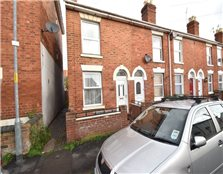 2 bed end terrace house for sale Worcester