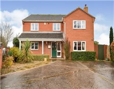 4 bed detached house for sale Coltishall