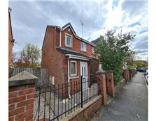 3 bedroom end of terrace house for sale Hulme