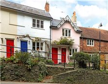 2 bed terraced house for sale Haslemere