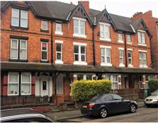 4 bedroom terraced house to rent Forest Fields