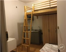 Location appartement 16 m² Lille (59800)