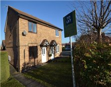2 bed semi-detached house to rent Wilford