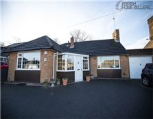 5 bed detached bungalow for sale Evington