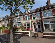 5 bed terraced house for sale Grangetown