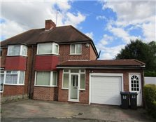 3 bed semi-detached house to rent Boldmere